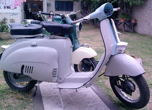 Moto Garelli 60