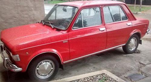 Auto Fiat 128 1975