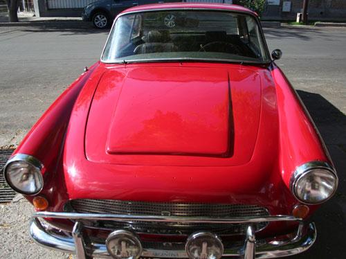 Auto DKW Fissore 1965