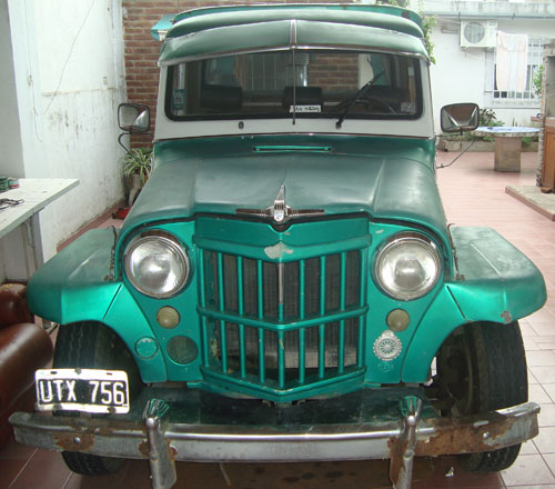 Car IKA 1963