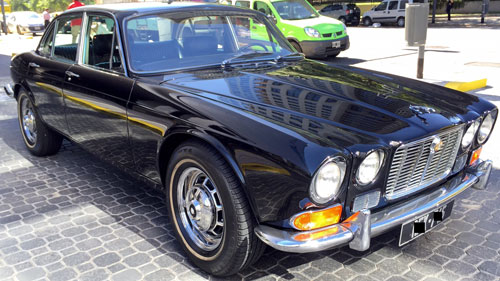 Auto Jaguar XJ6 AT