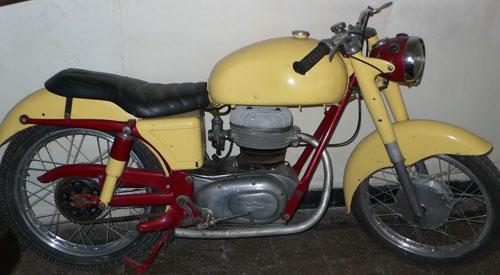 Moto Ceccato 175 OHC