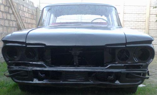 Car IKA Rambler 1962