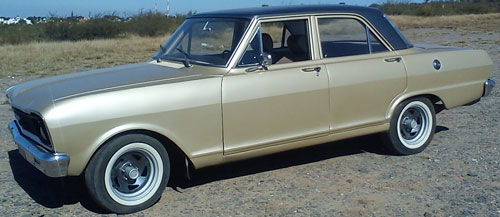 Car Chevrolet 1972