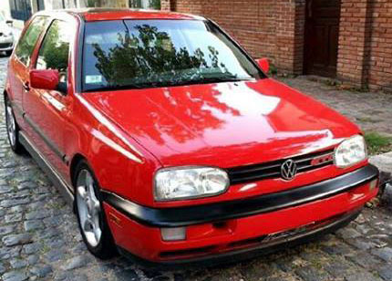 Car Volkswagen Golf GTI
