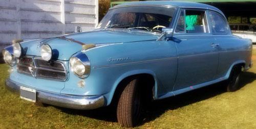 Car Borgward Isabella