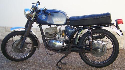 Motorcycle Zanella 175 Ponderosa 1975