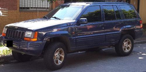 Auto Jeep Grand Cherokee