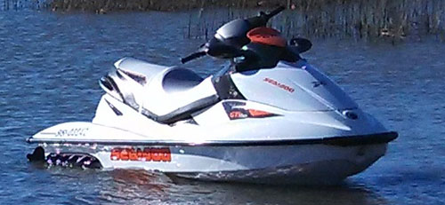 Car Sea Doo 130 GTI