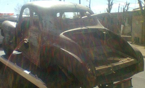 Auto Dodge 1939