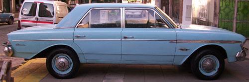 Car Rambler Classic 660