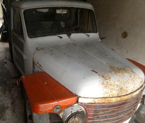 Car Rastrojero 1964