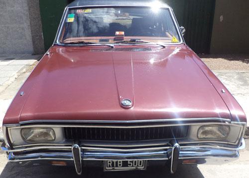 Car Dodge Coronado