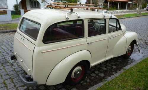 Car Morris Oxford
