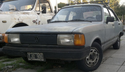 Auto Volkswagen 1500