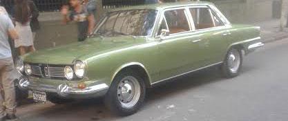 Car IKA Renault Torino S