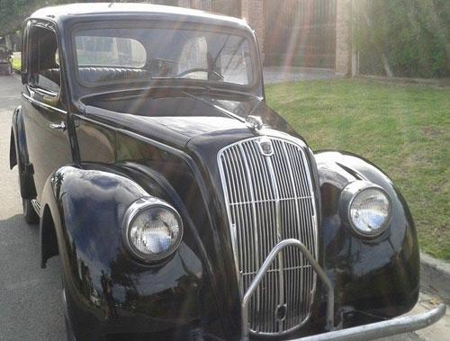 Car Morris 8 1946