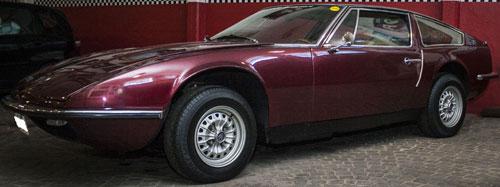 Car Maserati Indy 4.7