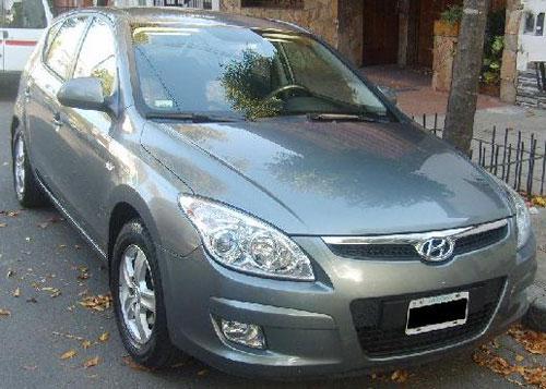 Car Hyundai I30 2010