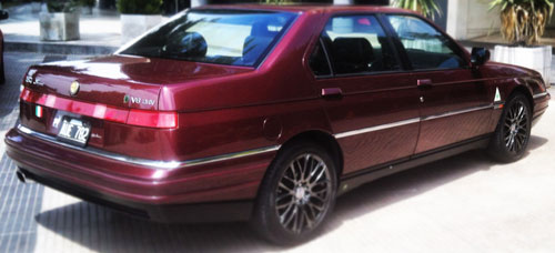 Car Alfa Romeo 164 Super 1995