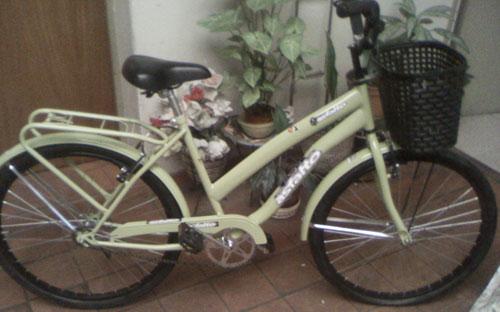 Bike Full Dama Asfalto