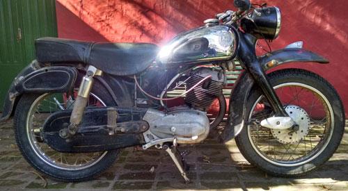 Moto NSU Supremo Max