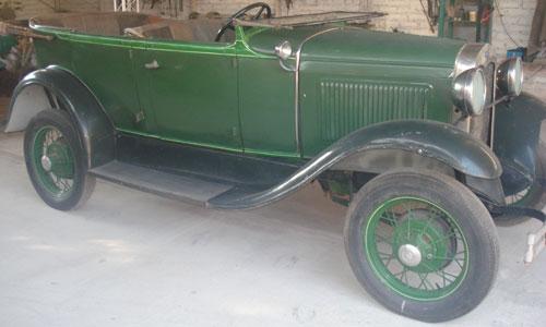 Auto Ford 1930