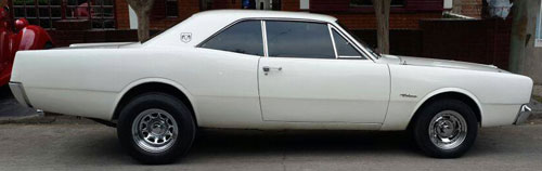 Auto Dodge Polara