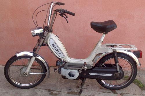 Motorcycle Zanella VI 50