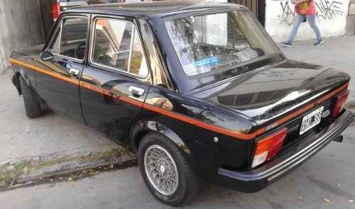 Car Fiat 128 Iava TV 1300