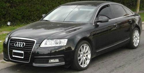 Car Audi A6 3.0tfsi Quattro