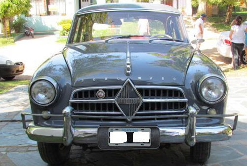 Car Borgward Isabella