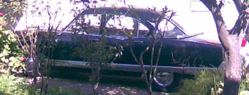 Auto IKA Kaiser Carabella