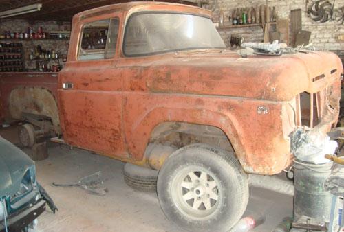 Auto Ford 1960