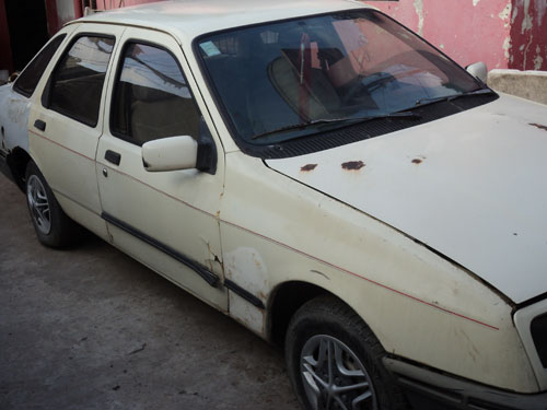 Car Ford Sierra 1984