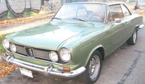 Car IKA Renault Torino