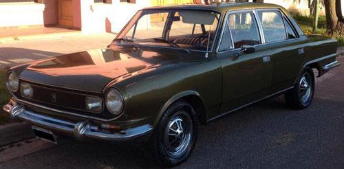 Car Torino 1975