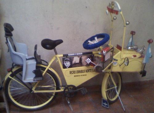 Bicicleta Bicibondi Línea 60