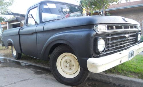 Auto Ford F100