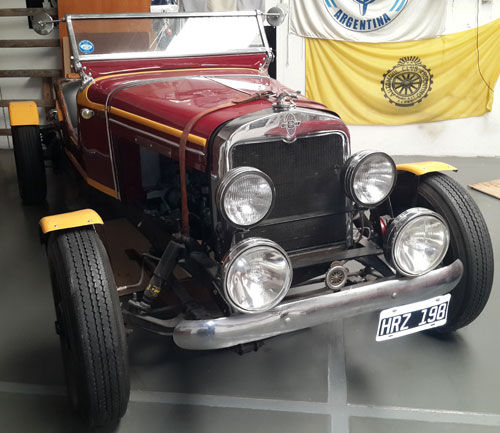 Auto Chevrolet 1929