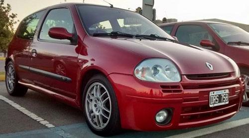 Car Renault Clio Sport