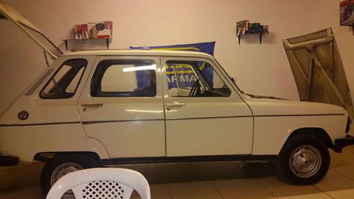 Auto Renault 1979