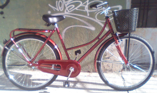 Bike Dama Tipo Inglesa