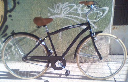 Bicicleta Urbana Retro 28