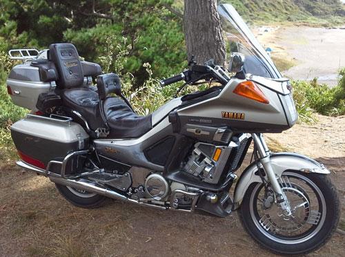 Motorcycle Yamaha XVZ 1300