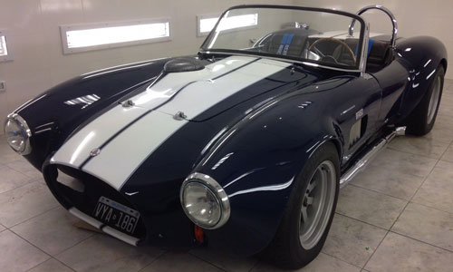 Car Ford Cobra