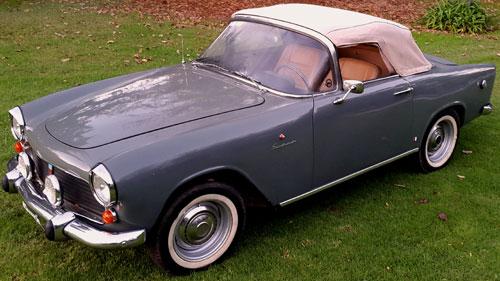 Car Simca 1959