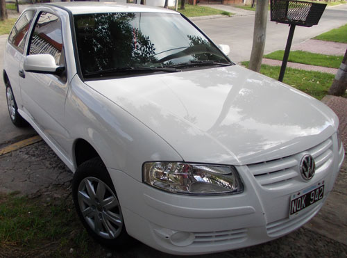 Auto Volkswagen Gol Power