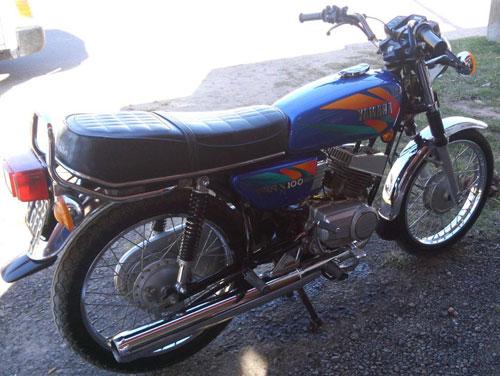 Car Yamaha RX100