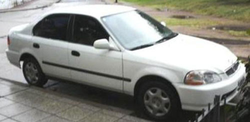 Car Honda XL 1.6 Civic 1998
